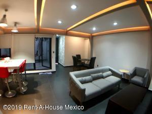 Departamento En Rentaen Miguel Hidalgo, Polanco, Mexico, MX RAH: 19-2025