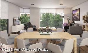 Departamento En Ventaen Miguel Hidalgo, Polanco, Mexico, MX RAH: 19-2024