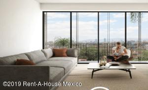 Departamento En Ventaen Benito Juárez, Nápoles, Mexico, MX RAH: 19-2041