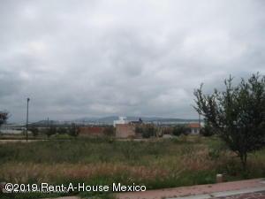 Terreno En Ventaen El Marques, Rincones Del Marques, Mexico, MX RAH: 19-2083