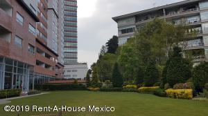 Departamento En Rentaen Cuajimalpa De Morelos, Santa Fe Cuajimalpa, Mexico, MX RAH: 19-2101