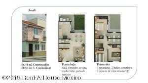 Casa En Ventaen El Marques, Rincones Del Marques, Mexico, MX RAH: 19-2171