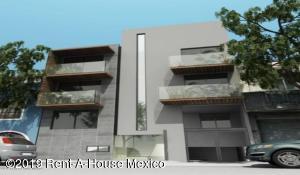 Departamento En Ventaen Benito Juárez, Nápoles, Mexico, MX RAH: 19-2198