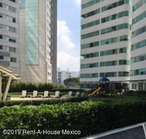 Departamento En Rentaen Cuajimalpa De Morelos, Santa Fe Cuajimalpa, Mexico, MX RAH: 19-2245