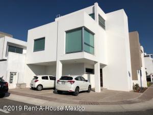 Departamento En Rentaen Queretaro, El Mirador, Mexico, MX RAH: 19-2301