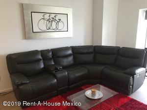 Departamento En Rentaen Miguel Hidalgo, Anahuac, Mexico, MX RAH: 19-2306