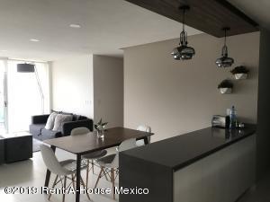 Departamento En Rentaen Cuajimalpa De Morelos, Santa Fe Cuajimalpa, Mexico, MX RAH: 19-2310