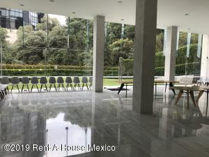 Departamento En Rentaen Cuajimalpa De Morelos, Bosques De Las Lomas, Mexico, MX RAH: 19-2341