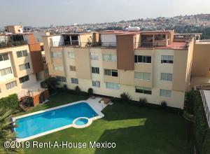 Departamento En Rentaen Atizapan De Zaragoza, Bellavista, Mexico, MX RAH: 19-2403