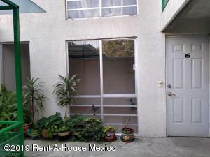 Departamento En Rentaen Miguel Hidalgo, Pensil Norte, Mexico, MX RAH: 19-2416