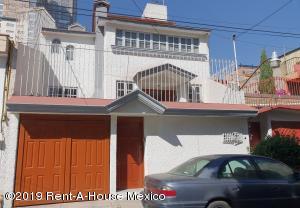 Departamento En Ventaen Coyoacan, El Condado, Mexico, MX RAH: 20-36