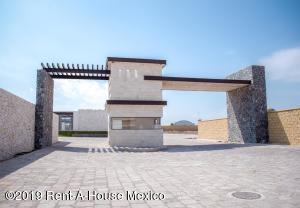 Terreno En Ventaen Queretaro, El Campanario, Mexico, MX RAH: 20-62