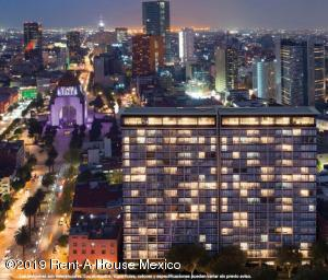 Departamento En Ventaen Cuauhtémoc, Tabacalera, Mexico, MX RAH: 20-104