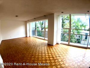 Departamento En Rentaen Cuauhtémoc, Hipodromo Condesa, Mexico, MX RAH: 20-597