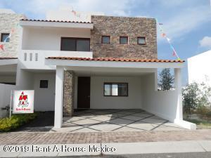 Casa En Ventaen Queretaro, Juriquilla, Mexico, MX RAH: 20-650