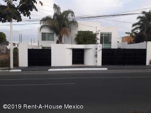 Casa En Ventaen Queretaro, Juriquilla, Mexico, MX RAH: 20-861