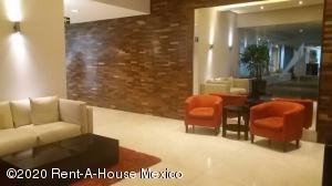 Departamento En Rentaen Alvaro Obregón, Desierto De Los Leones, Mexico, MX RAH: 20-787