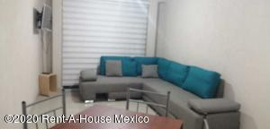 Departamento En Rentaen Alvaro Obregón, Carola, Mexico, MX RAH: 20-881