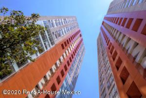 Departamento En Rentaen Cuajimalpa De Morelos, Santa Fe Cuajimalpa, Mexico, MX RAH: 20-904