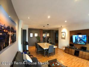 Departamento En Rentaen Huixquilucan, Jesus Del Monte, Mexico, MX RAH: 20-931