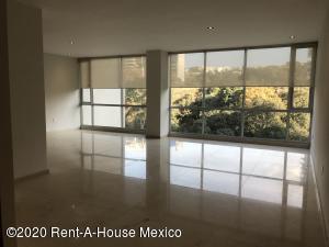 Departamento En Rentaen Huixquilucan, Lomas Country Club, Mexico, MX RAH: 20-932