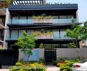 Departamento En Ventaen Miguel Hidalgo, Polanco, Mexico, MX RAH: 20-993