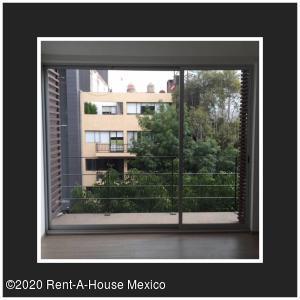 Departamento En Rentaen Cuauhtémoc, Cuauhtemoc, Mexico, MX RAH: 20-1013