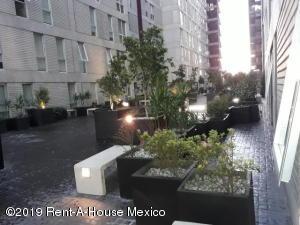Departamento En Rentaen Miguel Hidalgo, Argentina Poniente, Mexico, MX RAH: 20-1043