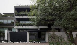 Departamento En Rentaen Miguel Hidalgo, Polanco, Mexico, MX RAH: 20-1029