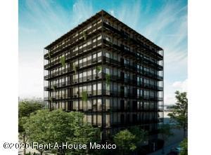 Departamento En Ventaen Benito Juárez, Nápoles, Mexico, MX RAH: 20-1072