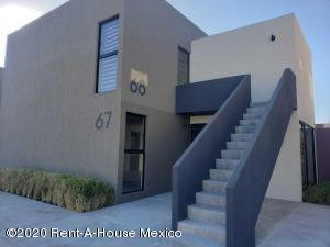Departamento En Rentaen Queretaro, San Isidro Juriquilla, Mexico, MX RAH: 20-90
