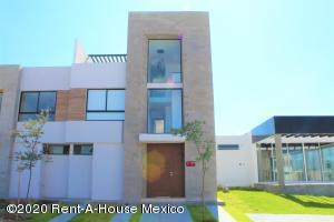 Casa En Ventaen Queretaro, Altos De Juriquilla, Mexico, MX RAH: 20-708