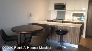 Departamento En Rentaen Miguel Hidalgo, Anahuac, Mexico, MX RAH: 20-1115