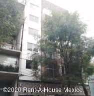 Departamento En Ventaen Benito Juárez, Portales Sur, Mexico, MX RAH: 20-883