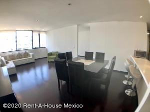 Departamento En Rentaen Cuajimalpa, Cruz Manca, Mexico, MX RAH: 20-1141