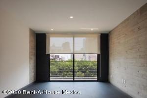 Departamento En Rentaen Cuauhtémoc, Cuauhtemoc, Mexico, MX RAH: 20-1217