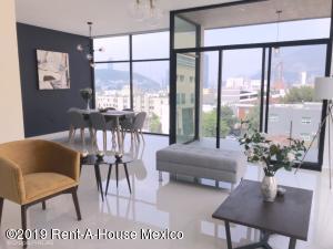 Departamento En Ventaen Ciudad De Monterrey, Obispado, Mexico, MX RAH: 20-1222