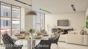 Departamento En Ventaen Miguel Hidalgo, Polanco, Mexico, MX RAH: 20-1240