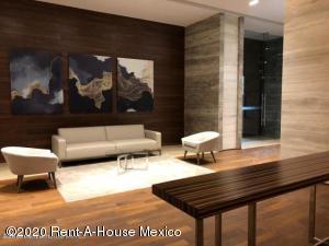 Departamento En Rentaen Cuajimalpa De Morelos, Cuajimalpa, Mexico, MX RAH: 20-1265