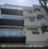Departamento En Ventaen Benito Juárez, Del Valle Centro, Mexico, MX RAH: 20-1299