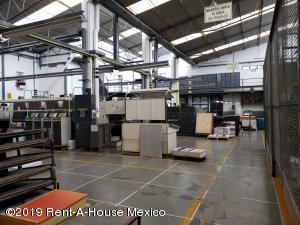 Bodega En Ventaen Iztapalapa, Santa Isabel Industrial, Mexico, MX RAH: 20-1329