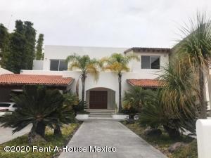 Casa En Ventaen Queretaro, Juriquilla, Mexico, MX RAH: 20-1454