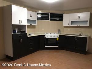 Departamento En Rentaen Texcoco, Centro, Mexico, MX RAH: 20-1465