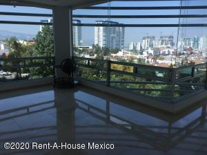 Departamento En Ventaen Huixquilucan, Villa Florence, Mexico, MX RAH: 20-1522
