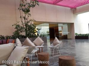 Departamento En Rentaen Miguel Hidalgo, Granada, Mexico, MX RAH: 20-1539