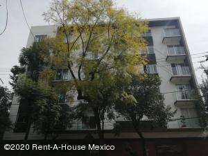 Departamento En Ventaen Benito Juárez, Del Valle, Mexico, MX RAH: 20-1549