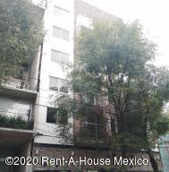 Departamento En Ventaen Benito Juárez, Portales Sur, Mexico, MX RAH: 20-1550
