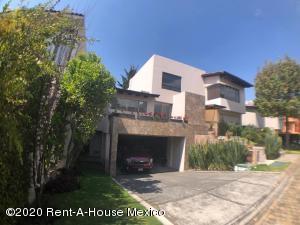 Casa En Ventaen Lerma, Club De Golf Los Encinos, Mexico, MX RAH: 20-1513