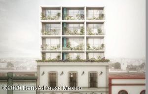 Departamento En Ventaen Miguel Hidalgo, Tacubaya, Mexico, MX RAH: 20-1577