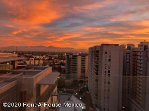 Departamento En Rentaen Miguel Hidalgo, Anahuac, Mexico, MX RAH: 20-1580